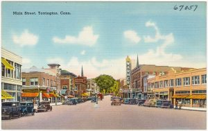 Main Street, Torrington, Connecticut